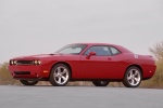 2010 Dodge Challenger R/T in Torred - Static Front Left Three-quarter View
