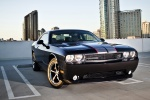 2011 Dodge Challenger SE in Brilliant Black Crystal Pearlcoat - Static Front Right Three-quarter View