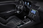 Picture of 2011 Dodge Challenger SE Interior in Dark Slate Gray