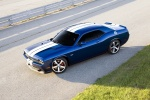 Picture of 2011 Dodge Challenger SRT8 in Deep Water Blue Pearlcoat