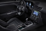 Picture of 2012 Dodge Challenger SXT Front Seats in Dark Slate Gray