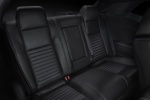 Picture of 2012 Dodge Challenger SXT Rear Seats in Dark Slate Gray