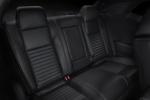 Picture of 2013 Dodge Challenger SXT Rear Seats in Dark Slate Gray