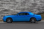 2015 Dodge Challenger SXT in B5 Blue Pearl Coat - Static Side View