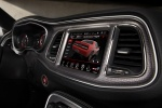 Picture of 2015 Dodge Challenger SRT Center Stack