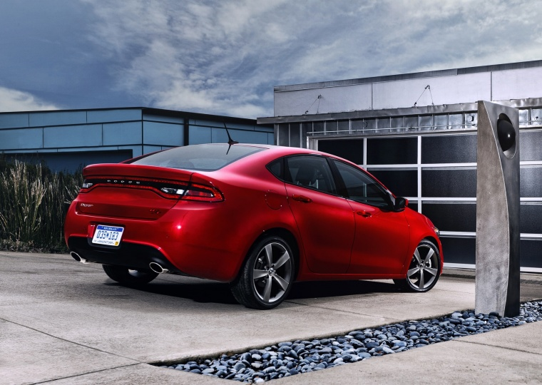 2013 dodge dart sedan in redline 2 coat pearl color. Black Bedroom Furniture Sets. Home Design Ideas