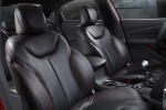 Picture of 2013 Dodge Dart Sedan Front Seats in Black