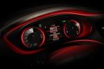 Picture of 2013 Dodge Dart Sedan Gauges in Black / Ruby Red