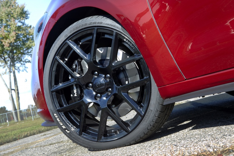 2014 Dodge Dart GT with Scat Package 3 Rim Picture