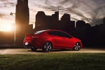 2014 Dodge Dart Sedan in Redline 2 Coat Pearl - Static Rear Right Three-quarter View
