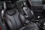 Picture of 2014 Dodge Dart Sedan Front Seats in Black