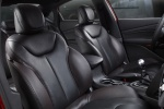 Picture of 2015 Dodge Dart Sedan Front Seats in Black