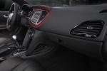 Picture of 2015 Dodge Dart Sedan Dashboard in Black