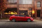 2016 Dodge Dart Sedan in Redline 2 Coat Pearl - Static Right Side View