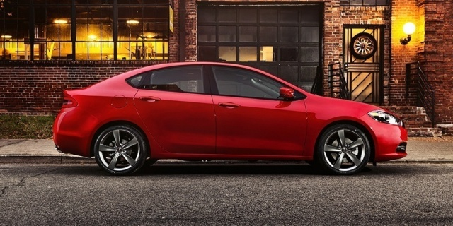 2016 Dodge Dart Pictures