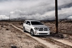 2011 Dodge Durango R/T in Bright Silver Metallic Clearcoat - Static Front Right View
