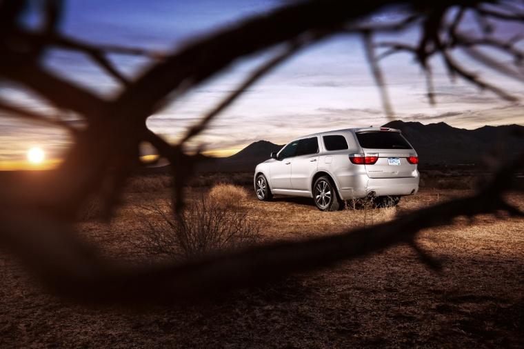 2012 Dodge Durango R/T Picture