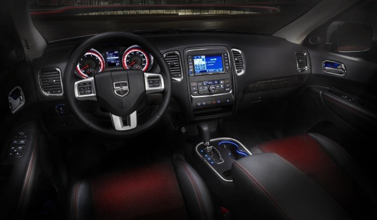 2012 Dodge Durango R/T Cockpit Picture