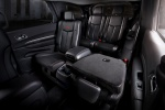 Picture of a 2014 Dodge Durango's Rear Captain's Chairs Folded