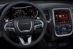 Picture of a 2016 Dodge Durango's Cockpit