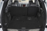Picture of a 2016 Dodge Durango's Trunk