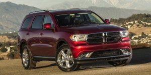 2016 Dodge Durango Pictures