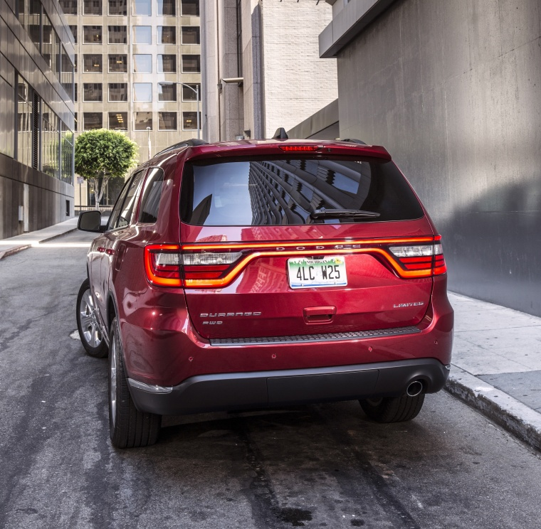 2017 Dodge Durango GT AWD In Deep Cherry Red Crystal