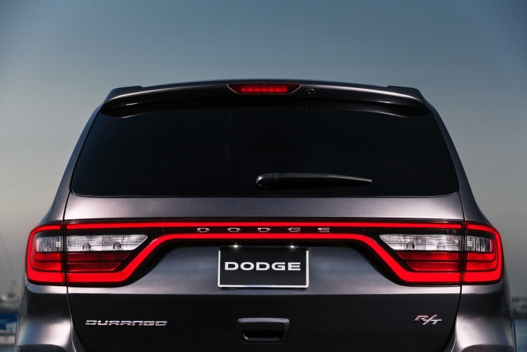2017 Dodge Durango R/T Tail Lights Picture
