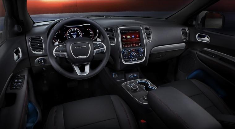 2017 Dodge Durango Cockpit Picture