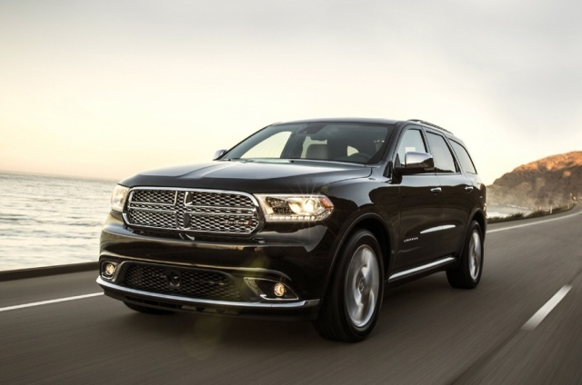 2017 Dodge  Durango Picture