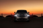 Picture of a 2017 Dodge Durango R/T in Maximum Steel Metallic Clearcoat from a frontal perspective