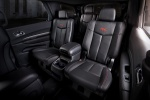 Picture of a 2017 Dodge Durango's Rear Captain's Chairs