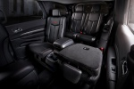 2017 Dodge Durango Rear Captain's Chairs Folded
