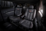 2017 Dodge Durango Rear Captain's Chairs