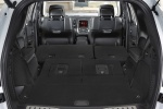 Picture of a 2017 Dodge Durango's Trunk