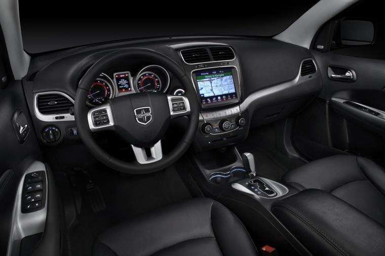 2018 Dodge Journey Cockpit Picture