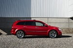2018 Dodge Journey in Redline 2 Coat Pearl - Static Right Side View
