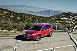 2019 Dodge Journey in Redline 2 Coat Pearl - Static Front Left Three-quarter View