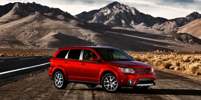 2019 Dodge Journey Pictures