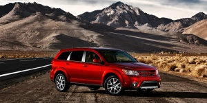 2020 Dodge Journey Pictures