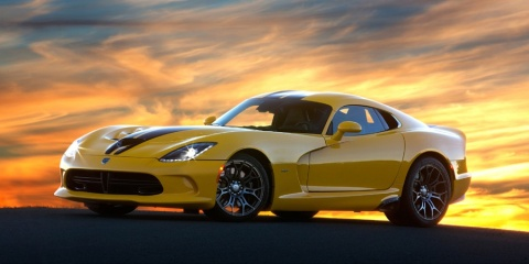 2015 Dodge Viper SRT, GTS Coupe V10, TA Time Attack Review
