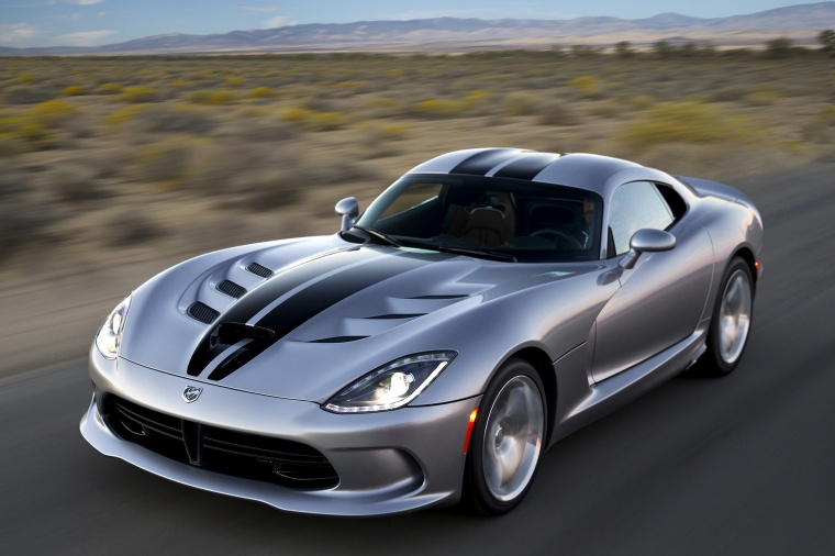 2017 Dodge Viper SRT Picture