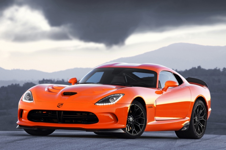 2017 Dodge Viper SRT Time Attack Picture