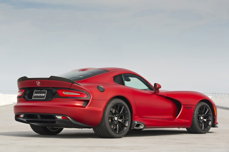 2017 Dodge Viper GTC Picture