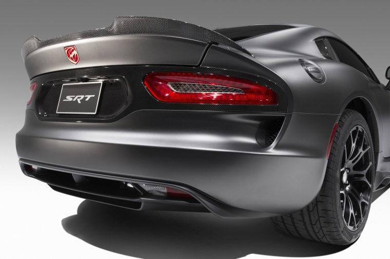 2017 Dodge Viper SRT Time Attack Tail Light Picture