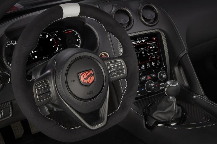 2017 Dodge Viper ACR Interior Picture