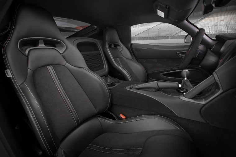 2017 Dodge Viper ACR Front Seats Picture