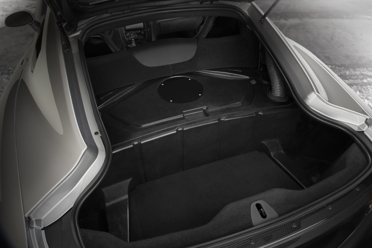 2017 Dodge Viper ACR Trunk Picture