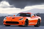 2017 Dodge Viper SRT Time Attack in Yorange Clear Coat - Static Front Left Three-quarter View