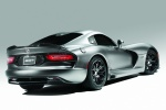 2017 Dodge Viper SRT Time Attack - Static Rear Right Three-quarter View